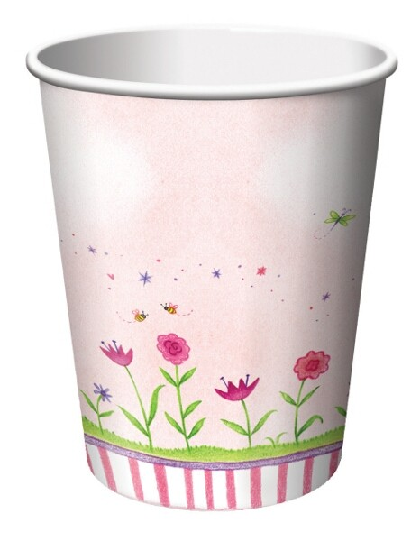Garden Fairy Party Paper Cups