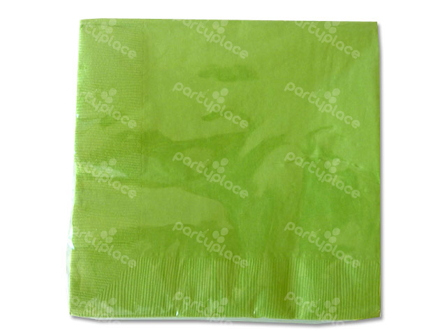 Lime Green Dinner Napkin