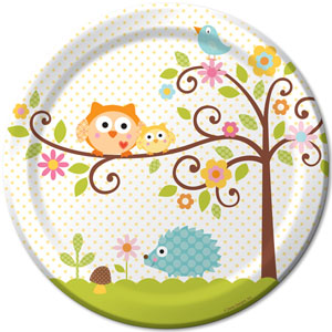 Happi Tree Owls Party Theme